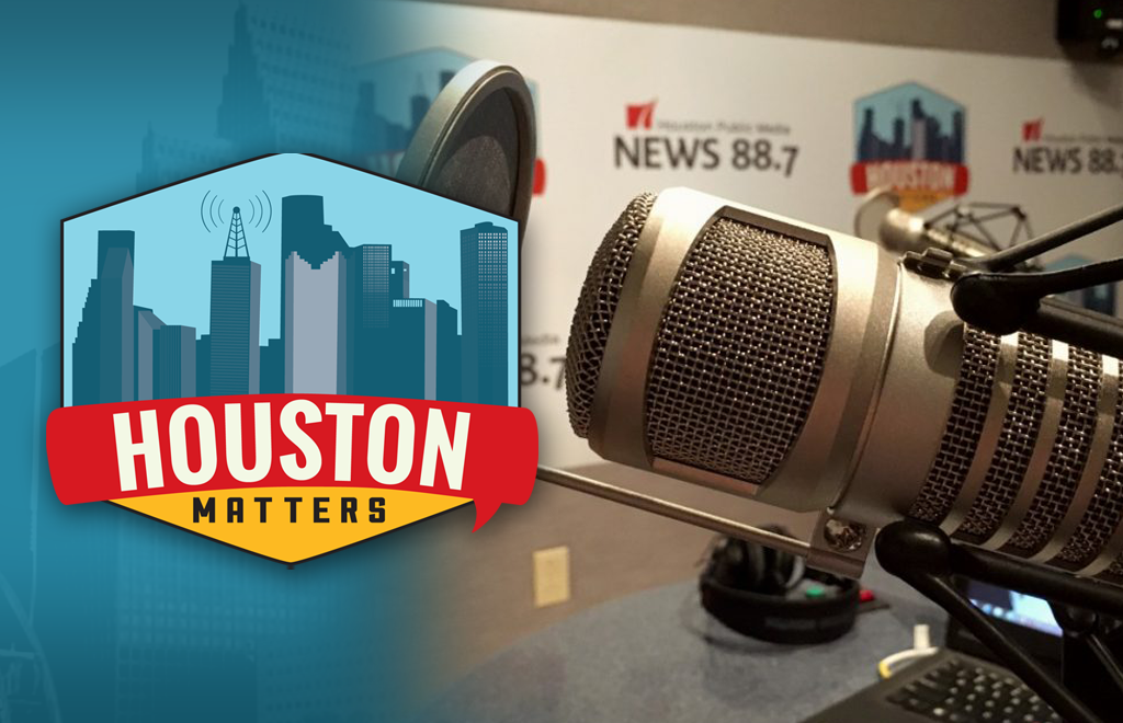"Marc and Debra Tice spread the word on ""Houston Matters"""